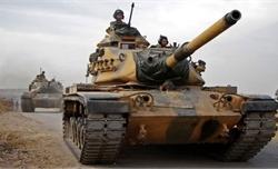 Thổ Nhĩ Kỳ đình chỉ chiến dịch quân sự tại Syria