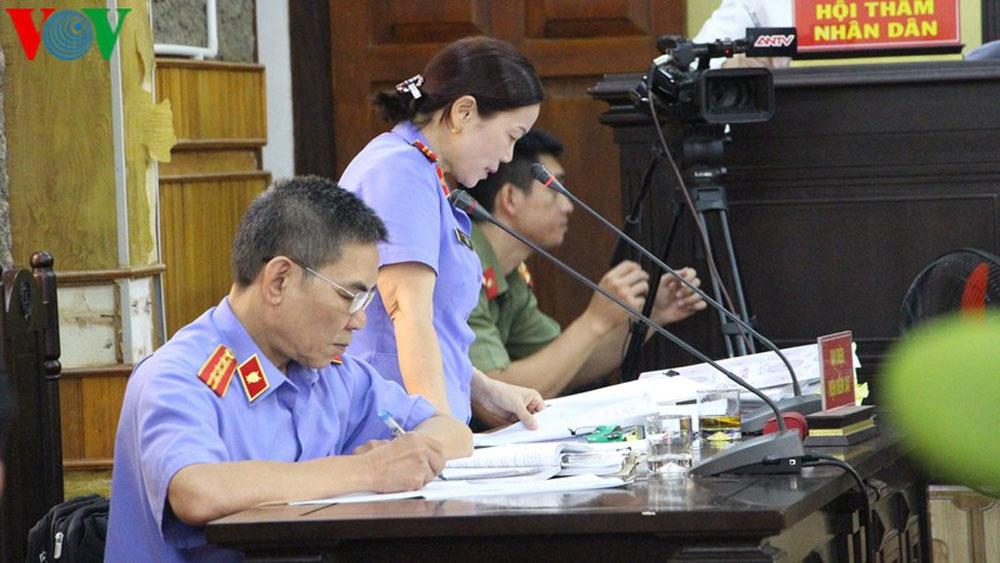 Vụ gian lận thi Sơn La, Viện kiểm sát, đề nghị, trả hồ sơ vụ án