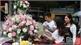 Hoa tươi tăng giá mạnh dịp 20-10