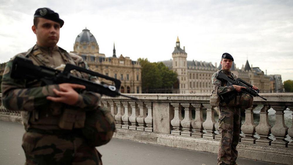 Pháp, đập tan âm mưu khủng bố, kinh hoàng kiểu 11-9