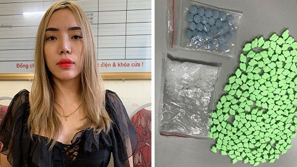 Hot girl 9X, cầm đầu, đường dây ma túy xuyên quốc gia, Lê Thị Loan