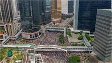 Hong Kong (Trung Quốc) đối mặt với nguy cơ tăng trưởng kinh tế 0%