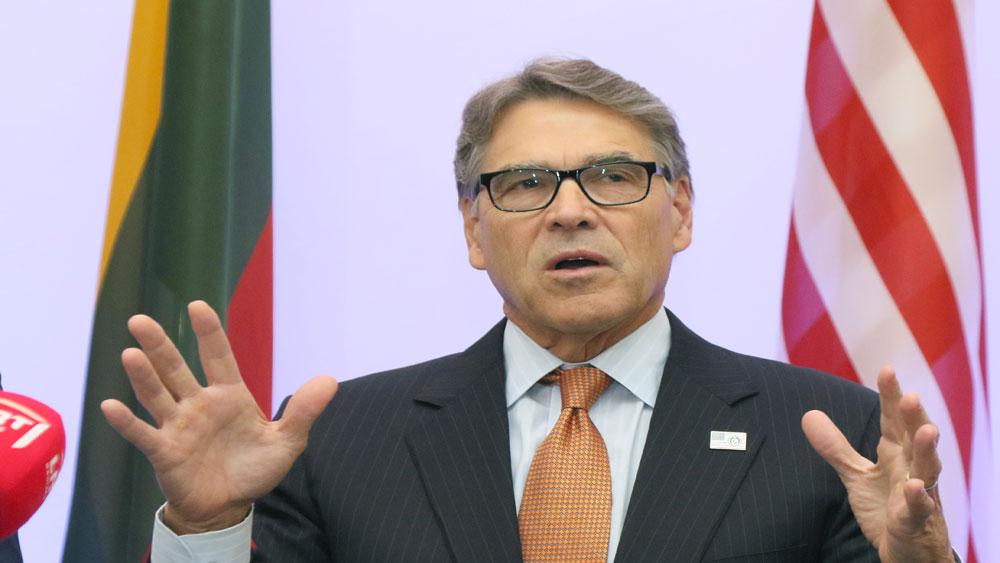 Bộ trưởng Năng lượng Mỹ từ chức
