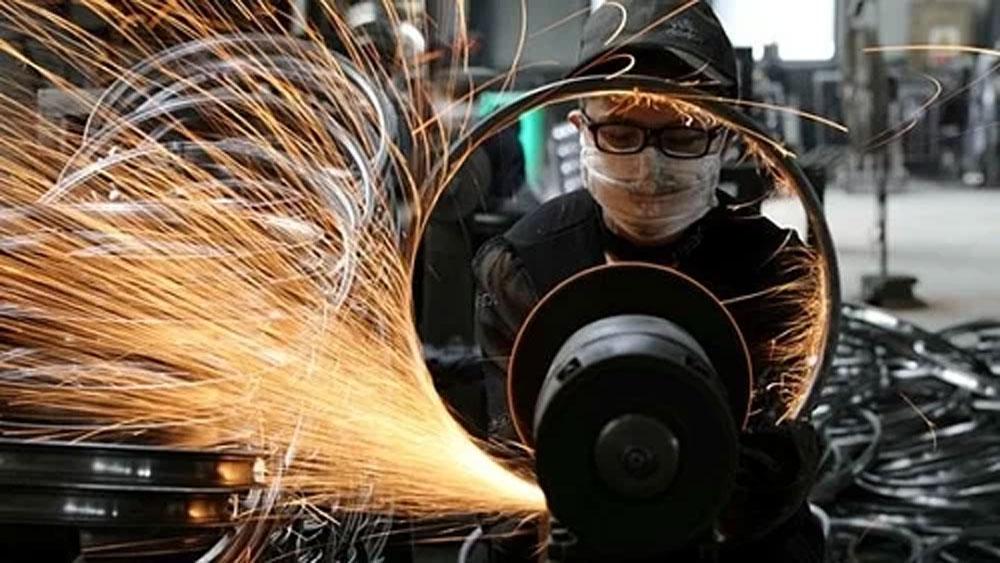 Trung Quốc, tăng trưởng chậm nhất, gần 30 năm