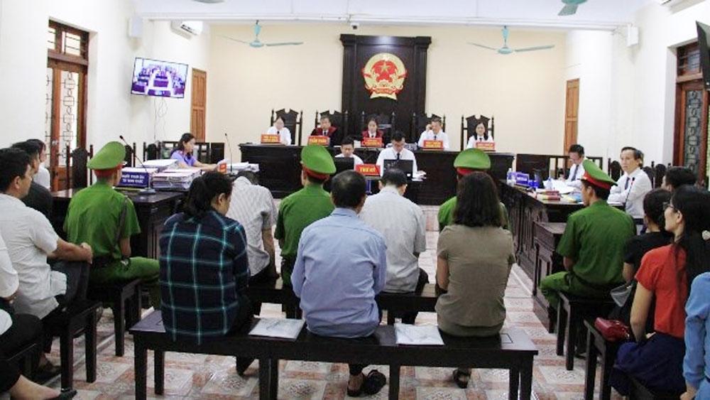 Vụ gian lận điểm thi tại Hà Giang: Các bị cáo nói lời sau cùng