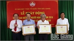 "Bac Giang: 2.5 million USD donated at ""Action month for the Poor"" launching ceremony"
