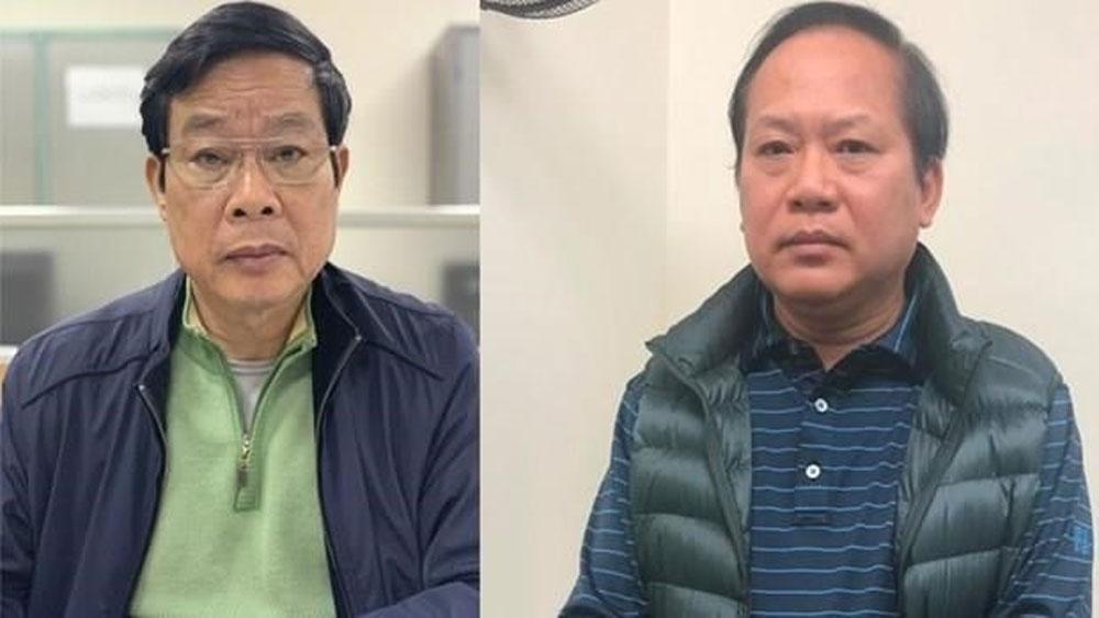 Vụ MobiFone mua AVG, truy tố 2 nguyên Bộ trưởng, 12 đồng phạm