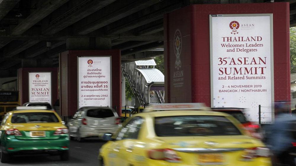Thái Lan, chuyển giao, cương vị Chủ tịch ASEAN, Việt Nam, 4-11