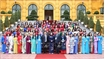 Vice President receives female managers and scientists in educational sector