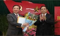 Ông Nguyễn Khắc Định làm Bí thư Tỉnh ủy Khánh Hòa
