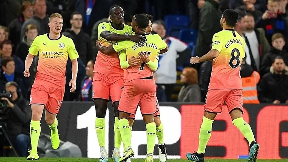 Man City, Crystal Palace, Ngoai hạng Anh
