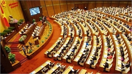 Kỳ họp thứ 8, Quốc hội khóa XIV sẽ khai mạc trọng thể vào ngày 21-10
