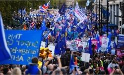 Thủ tướng Anh gửi thư đề nghị EU gia hạn Brexit