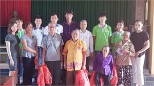 Các đơn vị, doanh nghiệp tổ chức hoạt động thiện nguyện tại Lục Nam