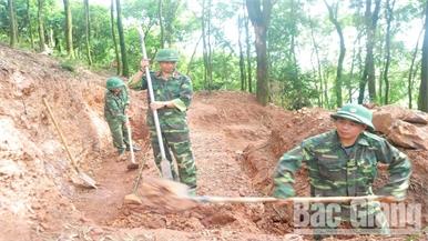 Chuẩn bị diễn tập khu vực phòng thủ tỉnh: Chủ động tham mưu, hiệp đồng chặt chẽ