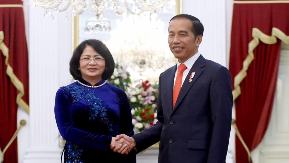 Tổng thống Indonesia, chính thức, bắt đầu nhiệm kỳ thứ hai