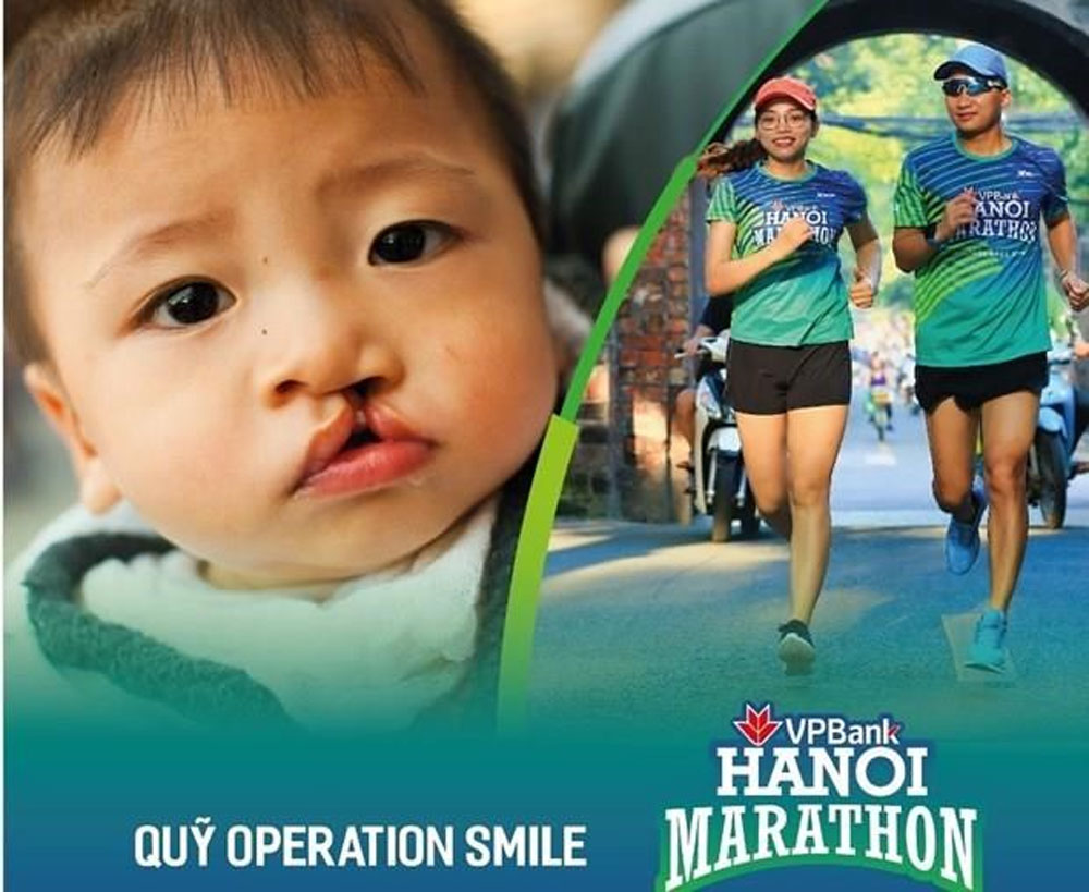 VPBank, Hanoi Marathon 2019, professional and amateur athletes, major tourist landmarks,  charity funds, international cultural-sport event