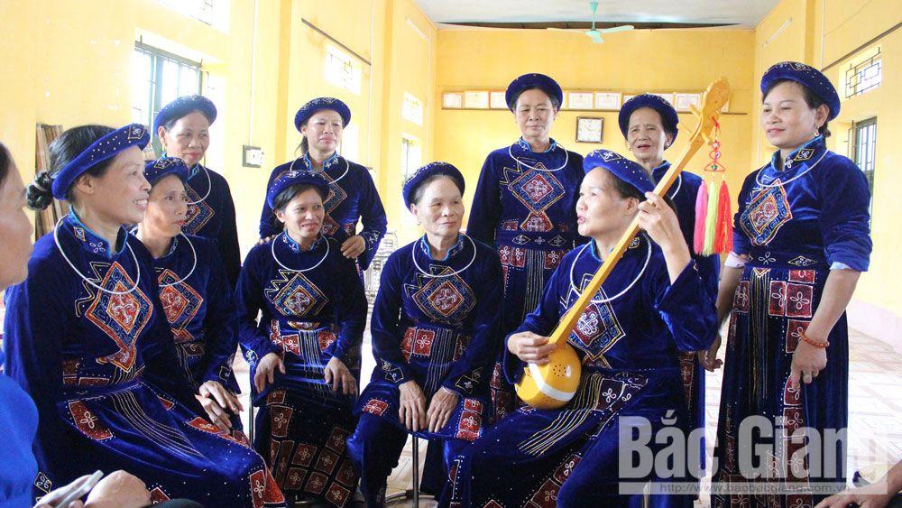dân tộc Dao, người Dao, Sơn Động, bản sắc dân tộc, Bắc Gianghát soọng cô, xã Vô Tranh