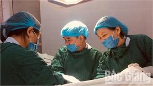 Trung tâm Y tế huyện Hiệp Hòa triển khai thành công nhiều kỹ thuật khó