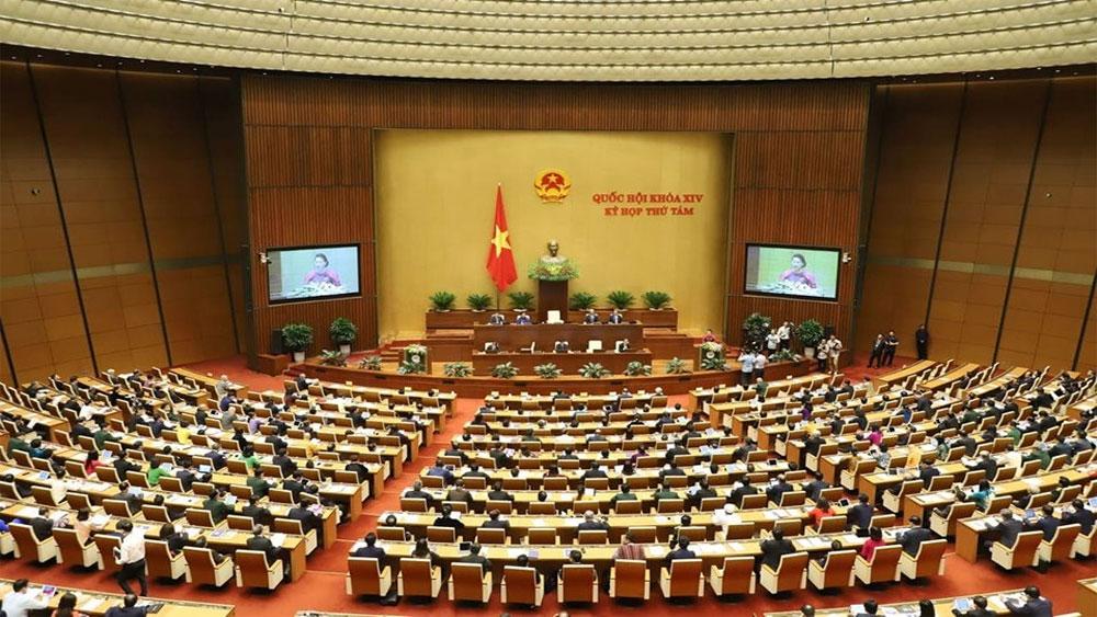 Chủ tịch Quốc hội Nguyễn Thị Kim Ngân, Kiên quyết , bảo vệ, chủ quyền lãnh thổ