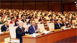 Chính phủ có 5 chỉ tiêu hoàn thành vượt kế hoạch Quốc hội giao