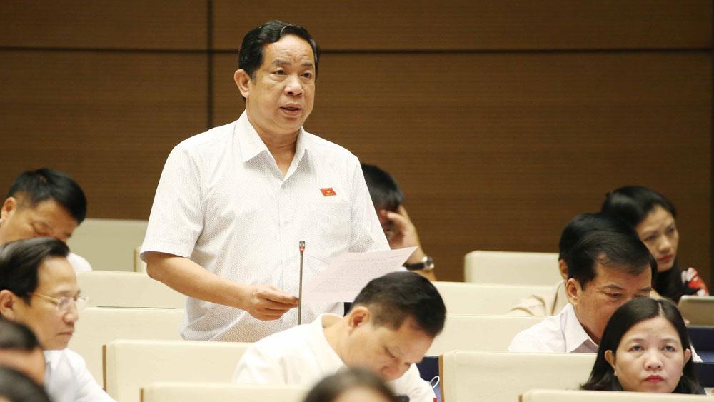 Kỳ họp thứ 8, Quốc hội khóa XIV, nợ đọng thuế , khả năng thu hồi