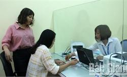 Đưa vào hoạt động bộ phận thu ngân sách nhà nước tại Trung tâm Phục vụ hành chính công tỉnh