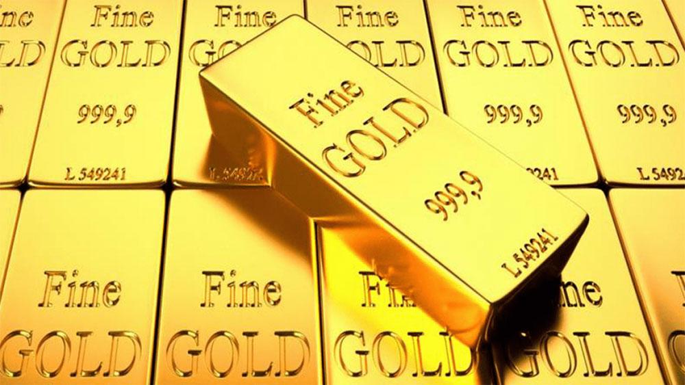 Giá vàng hôm nay (22-10): Lao dốc không phanh