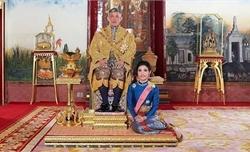 Những sóng gió hậu cung Hoàng gia Thái Lan