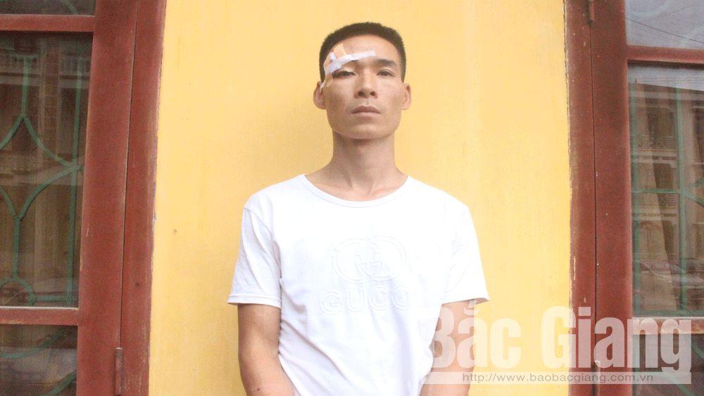 trộm cắp chó; Công an huyện Lạng Giang; nghiện ma túy, Bắc Giang