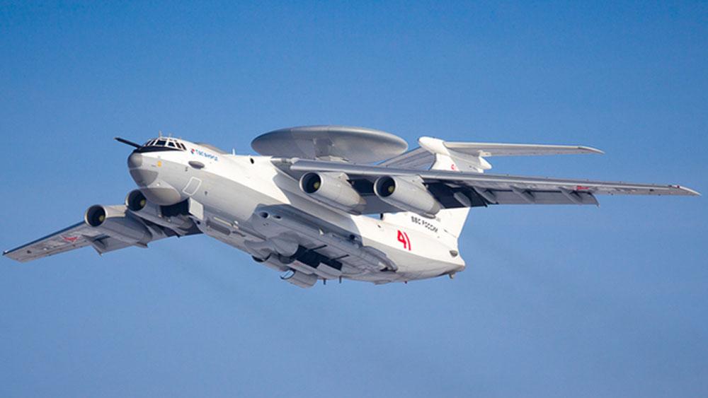 Hàn Quốc, Máy bay Nga, xâm nhập, vùng nhận diện phòng không