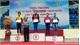 Giải vô địch Vovinam toàn quốc: Bắc Giang giành 3 huy chương