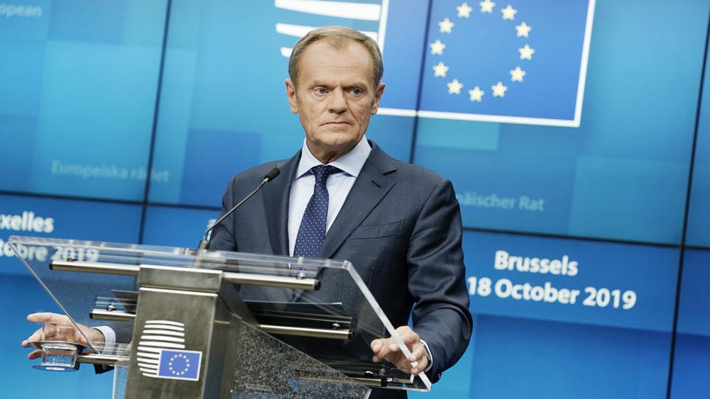 EU, đề nghị, lãnh đạo châu Âu, ủng hộ gia hạn Brexit