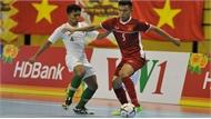 Futsal HDBank vô địch Đông Nam Á 2019: Việt Nam chưa thể vào bán kết