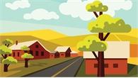 Đến năm 2025, cả nước có 85% xã đạt chuẩn về giao thông nông thôn