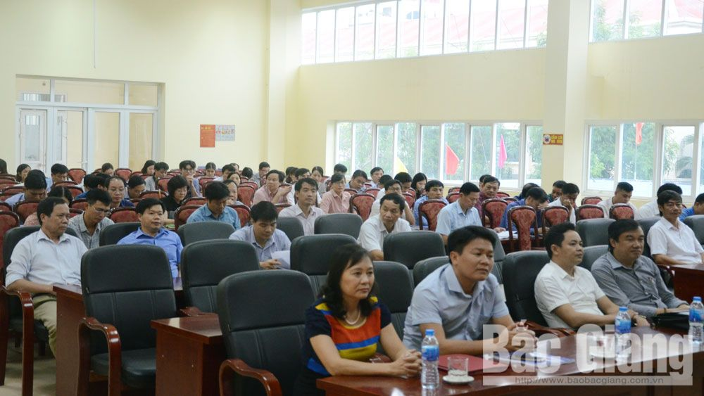 Bắc Giang, Đảng ủy CCQ tỉnh, bồi dưỡng nghiệp vụ, công tác Đảng