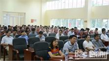 Bắc Giang: Nâng cao nghiệp vụ cho cán bộ làm công tác xây dựng Đảng ở cơ sở