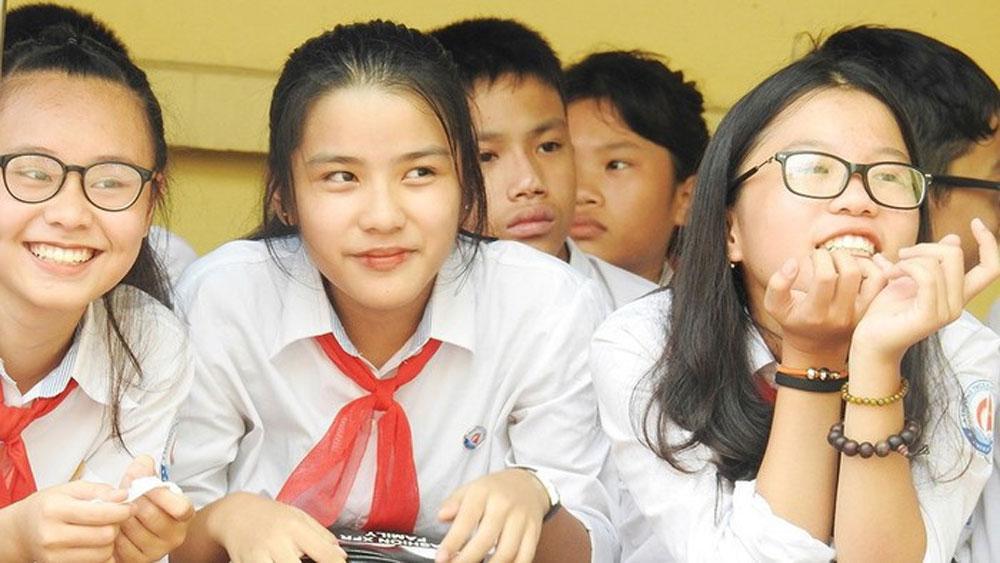 Lào Cai, tháng 10-2019, học sinh THPT, nghỉ ngày thứ Bảy
