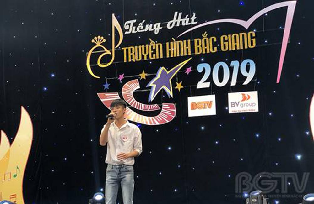 Tập đoàn Bách Việt, đồng hành, Tiếng hát truyền hình Bắc Giang