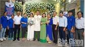 Phường Trần Nguyên Hãn tổ chức 5 đám cưới văn minh, tiết kiệm