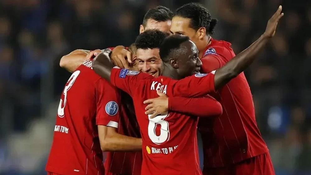 Liverpool, Genk, Oxlade-Chamberlain