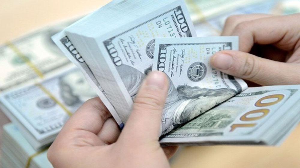 Tỷ giá ngoại tệ 24-10, USD, chợ đen,  vụt tăng, giá vàng, tăng nhẹ