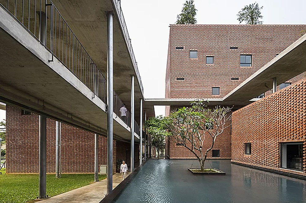 Vietnamese buildings, international architecture, Studio VDGA, VTN Architects, Dezeen awards