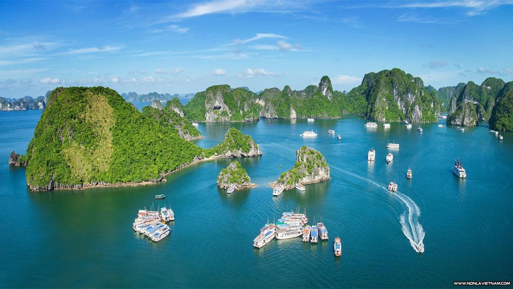 Việt Nam lọt top 10 điểm đến được yêu thích nhất thế giới
