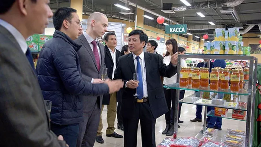 Thanh Hoa province introduces local products in Moscow