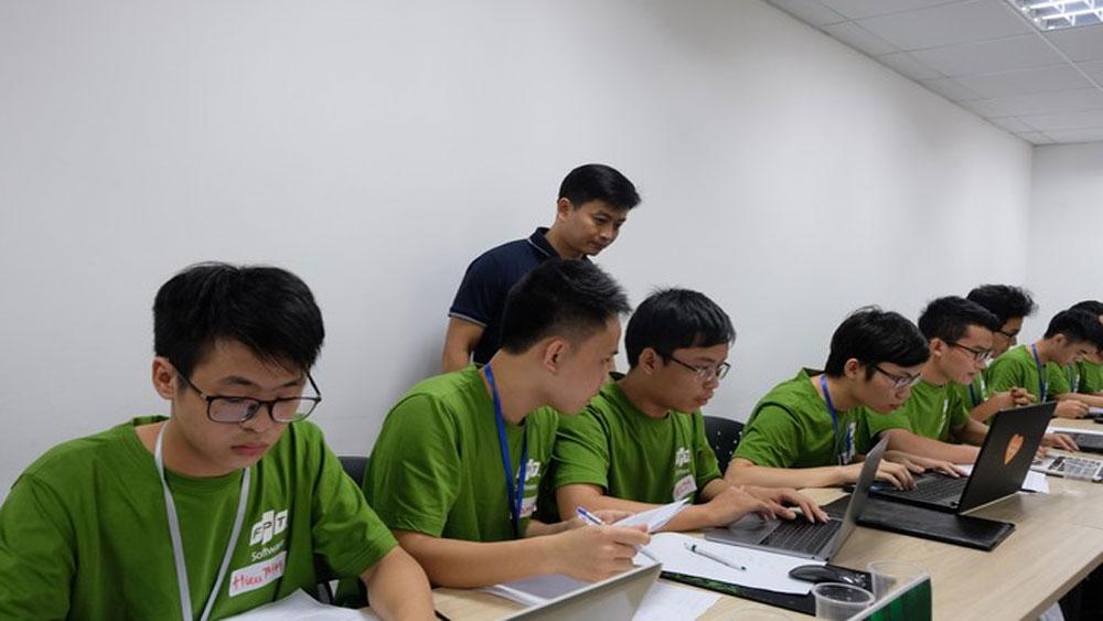 Chung kết, cuộc thi lập trình chuyên nghiệp, sinh viên, Vòng Chung kết cuộc thi Code War 2019