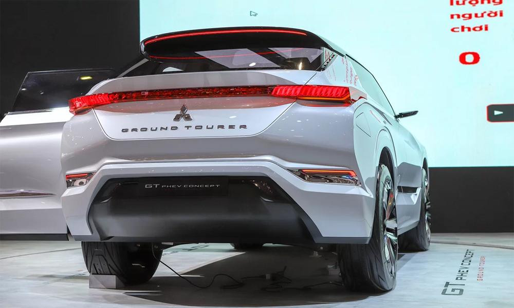 Mitsubishi GT-PHEV, Concept SUV, VMS 2019, Vietnam Motor Show