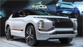 Mitsubishi GT-PHEV Concept - xe tương lai chào khách Việt