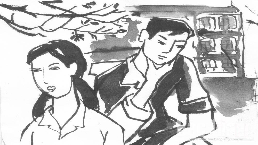 Truyện ngắn, văn học, Bắc Giang, bìm bìn  nở muộn, hạnh phúc giản dị, cô giáo hợp đồng