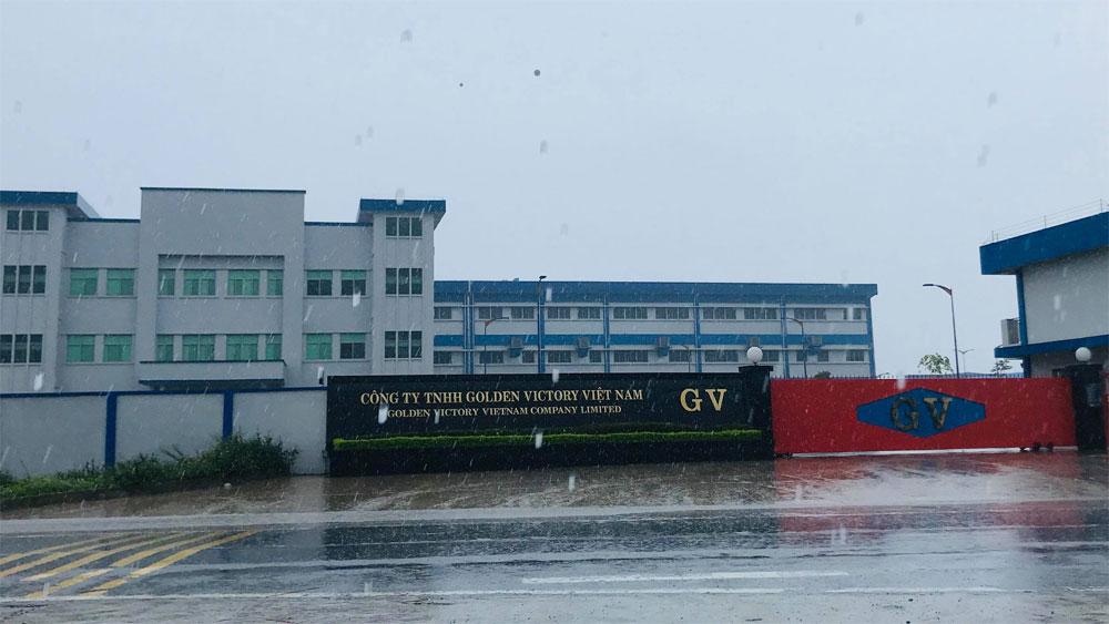 công nhân Công ty Golden Victory Việt Nam, ngộ độc khí, Binh chủng Hóa học, vào cuộc tìm nguyên nhân